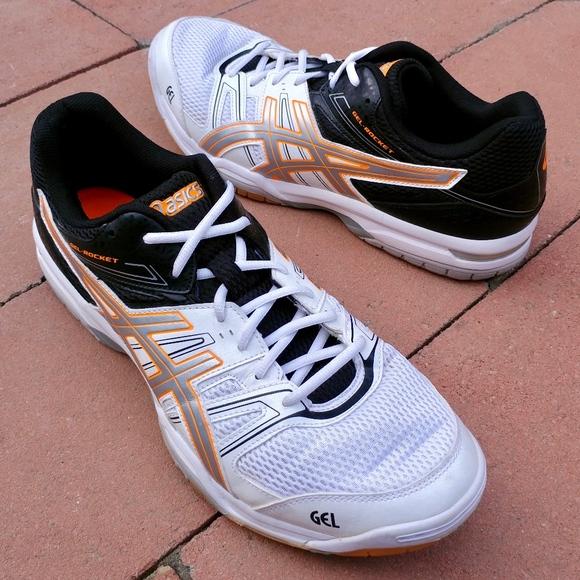 Asics Other - Asics GEL Rocket 7 Men's Indoor Court Shoes